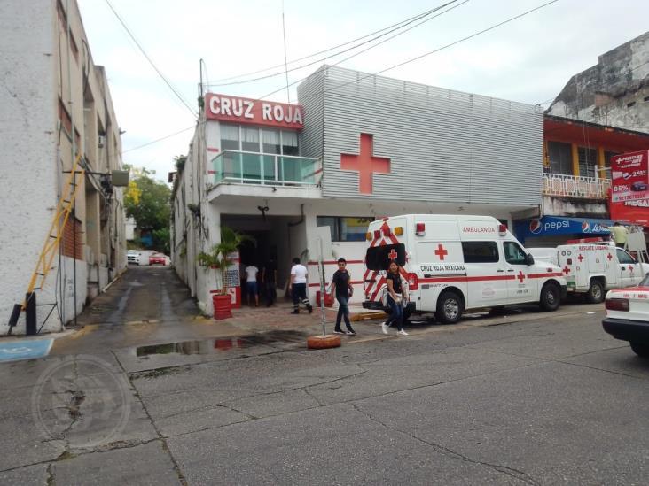 Cerraría Cruz Roja en Minatitlán; se agotan los insumos