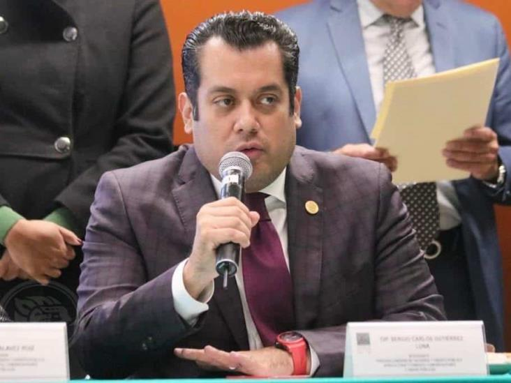 Morena está predicando con el ejemplo: Sergio Gutiérrez