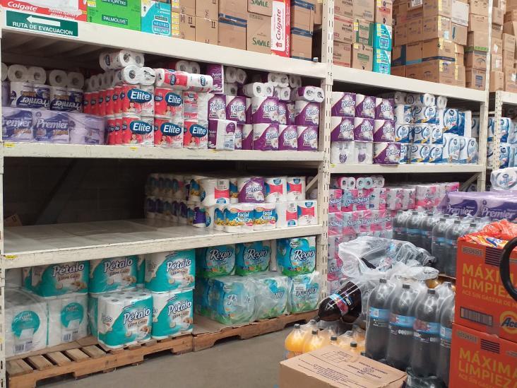 Supermercados alteran precios de productos básicos: aguadulceñas