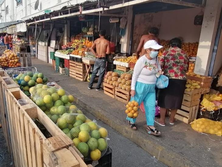 Mercado Morelos cerrará hasta las 5 de la tarde