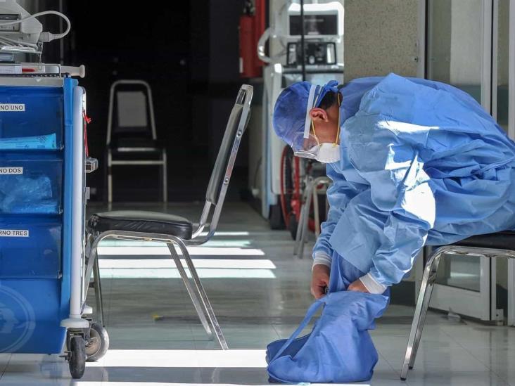 Ocupa Veracruz cuarto lugar por muertes de personal médico que atiende el COVID-19