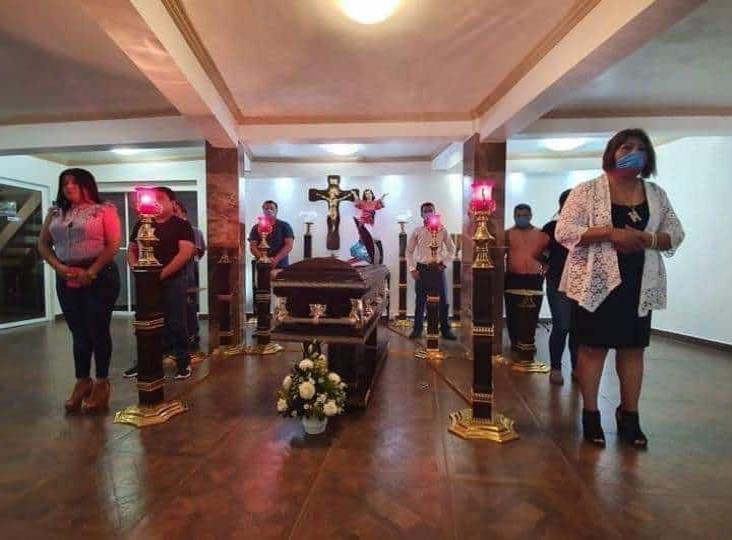Dan último adiós al fiscal Raúl Téllez; SSP blinda fiscalía