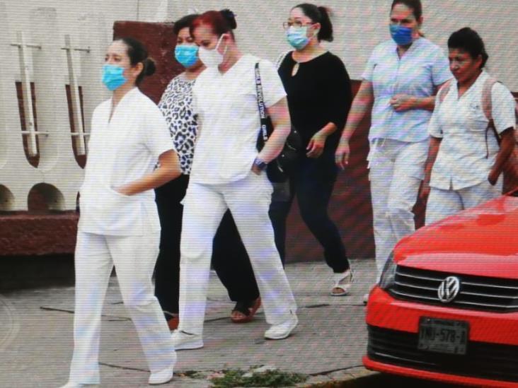 Entregarán cubre bocas a clínicas de Coatzacoalcos