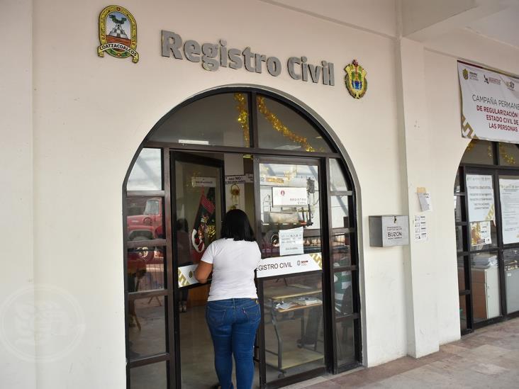 Registros Civiles de Veracruz expedirán actas de defunción gratuitas