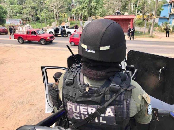Mayo sin secuestros en el sur de Veracruz, registra OCC