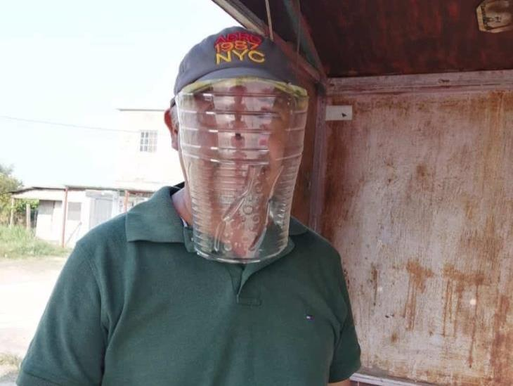 Personas utilizan el ingenio mexicano para no gastar y protegerse