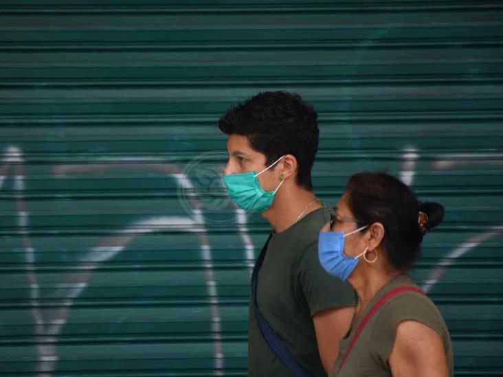 Veracruz, quinto estado con más casos activos de COVID-19