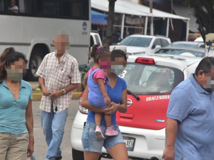 En Veracruz la cifra de positivos y sospechosos de Covid-19 superan los mil casos