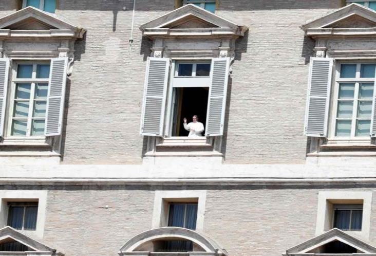 El Papa pide que vacuna sea para todo el mundo