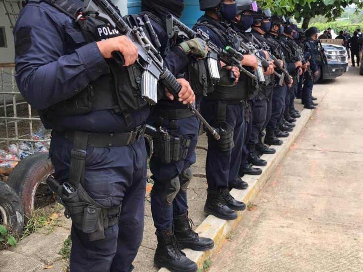 Incrementará Seguridad Pública el número de efectivos en la zona sur