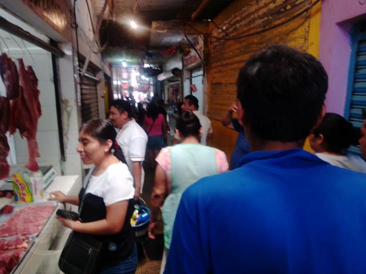 Volvieron a abrir los mercados de Minatitlán