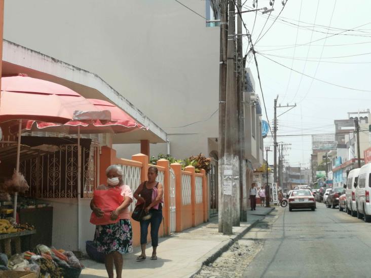 Gana territorio COVID-19 en el norte de Veracruz