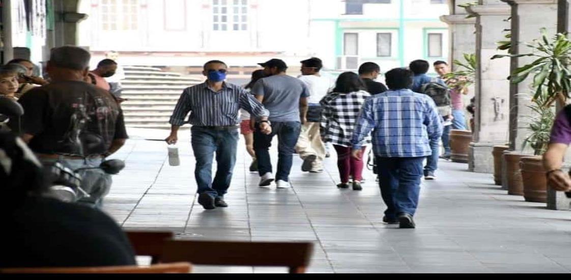 COVID-19 va en aumento en Veracruz, señala SSA