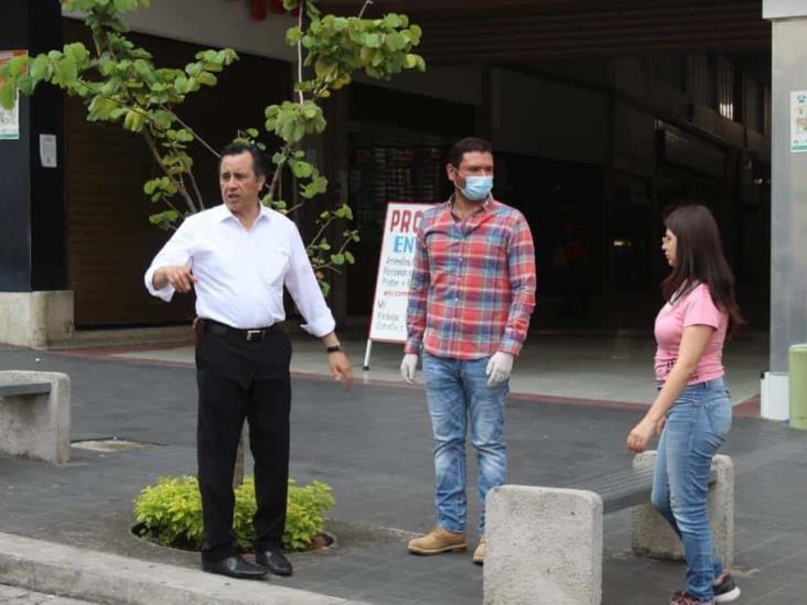 Una farsa, entrega de narcodespensas en Veracruz: CGJ