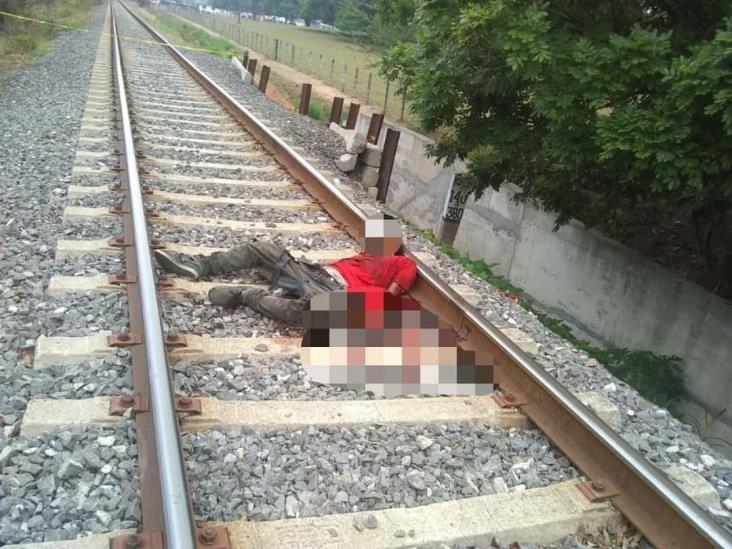 Hombre muere al ser arrollado por La Bestia en Ciudad Alemán