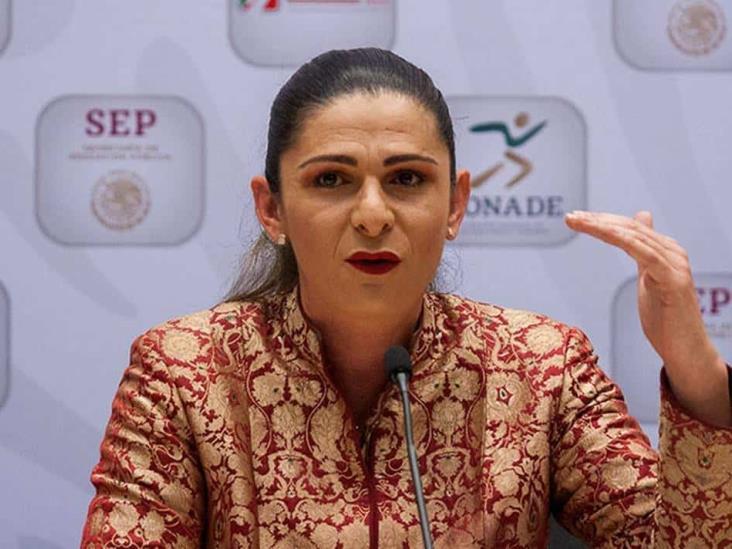 Denuncian a Ana Gabriela Guevara por extorsión