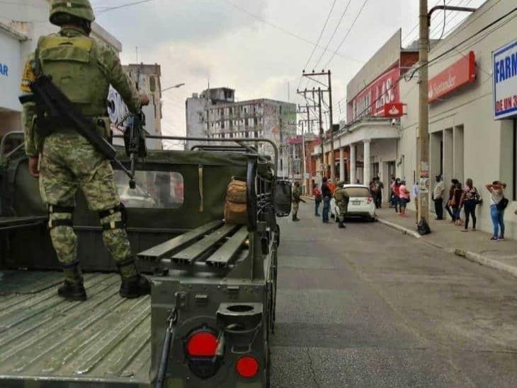 Circulación en el centro de Minatitlán será restringida