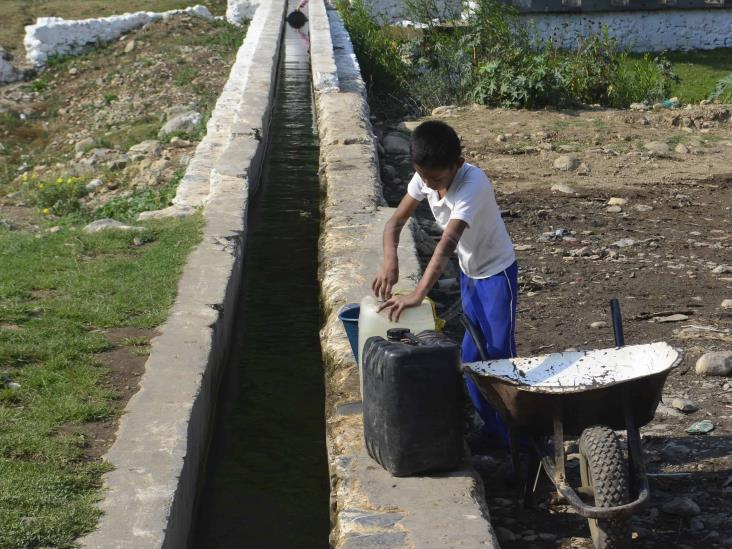 En rojo, calidad de agua superficial y subterránea en México: Conagua