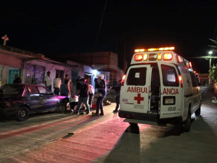 Sujeto mata a ex suegro y lastima a su ex mujer en Martínez de la Torre