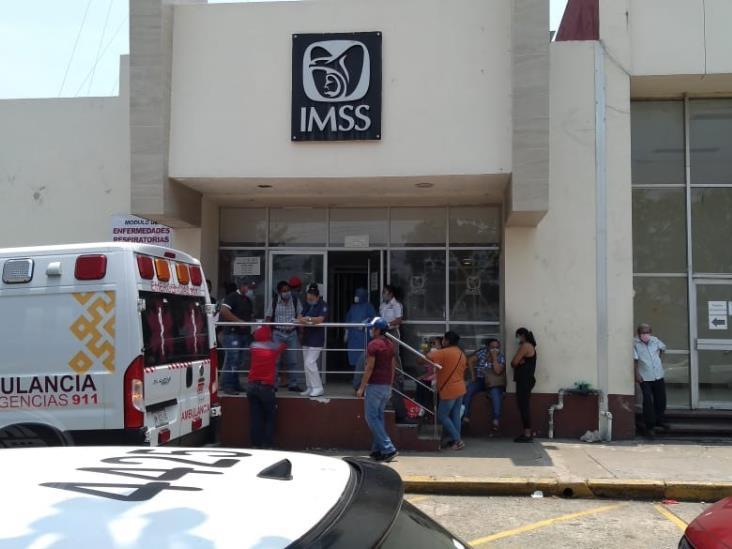 Coronavirus cobra la vida de una enfermera del IMSS en Coatzacoalcos