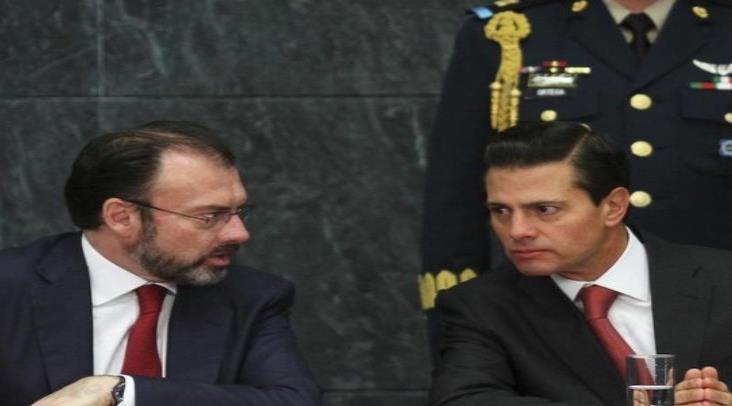Investigaciones por corrupción llegarían a EPN y Videgaray, advierte UIF