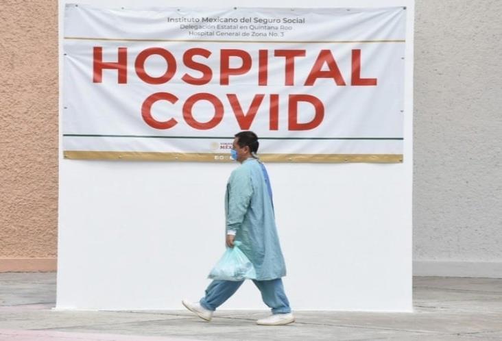Van 15 mil elementos médicos contratados para hacer frente a Covid-19: IMSS