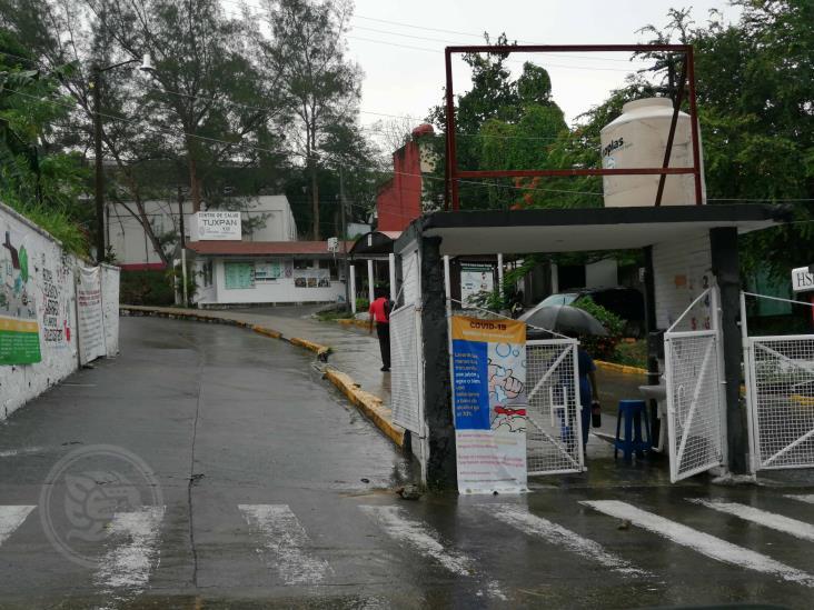 Desde CRIT Teletón y hospital de Tuxpan, batalla contra COVID-19 en norte de Veracruz