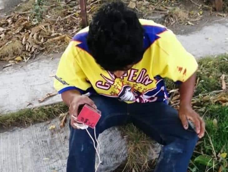 Golpean acosa sexualmente a mujeres y lo golpean en Veracruz