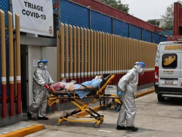 "México oculta ""cientos o miles de muertes"" por Covid-19: ´NYT´"