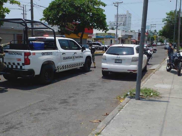 En Veracruz, se registran cuatro asaltos con violencia en zona conurbada