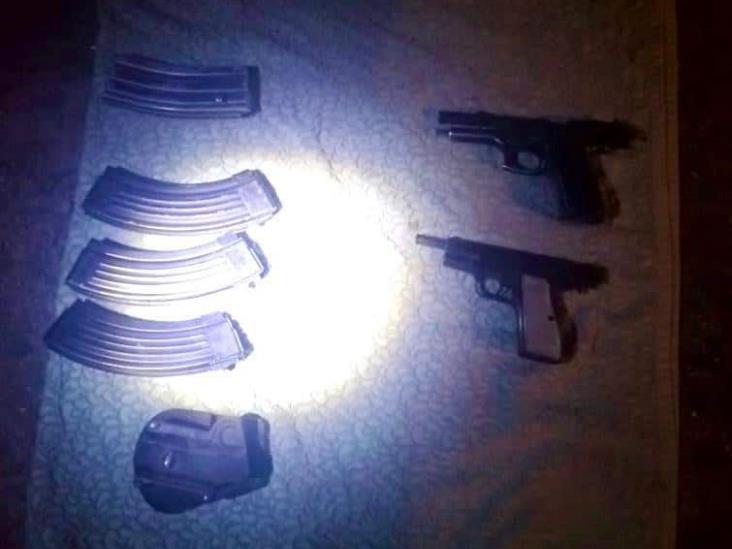 Dos sicarios abatidos y un comandante caído, saldo de emboscada en Playa Vicente