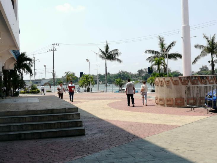 En Tuxpan, ante incremento de contagios población teme por su salud