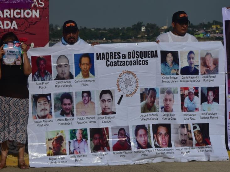 Colectivos de desaparecidos no podrán efectuar 4ta marcha del 10 de mayo