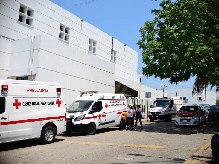 Registra Veracruz 117 trabajadores de Salud con COVID-19 activo