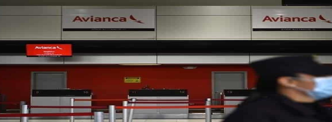 Se declara en quiebra aerolínea Avianca Holdings por pandemia