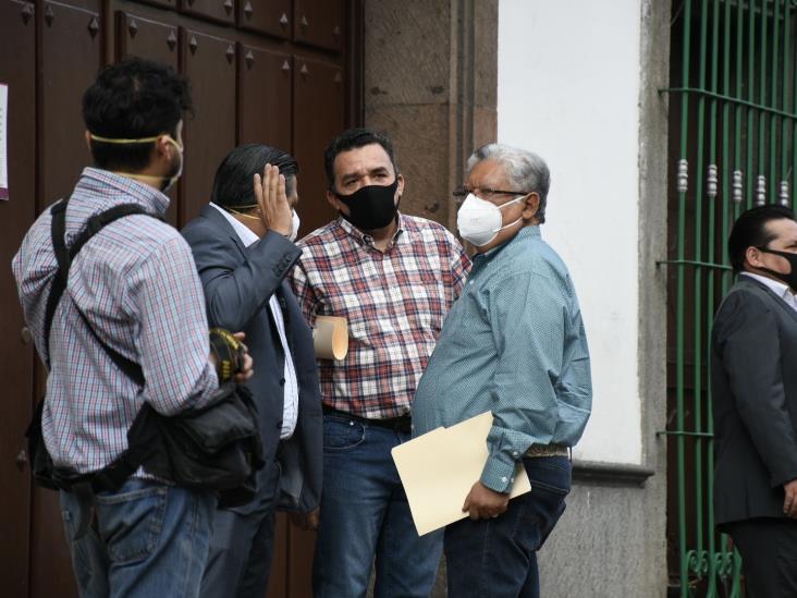 Unen fuerzas PAN-PRD y PRI contra reforma electoral en Veracruz