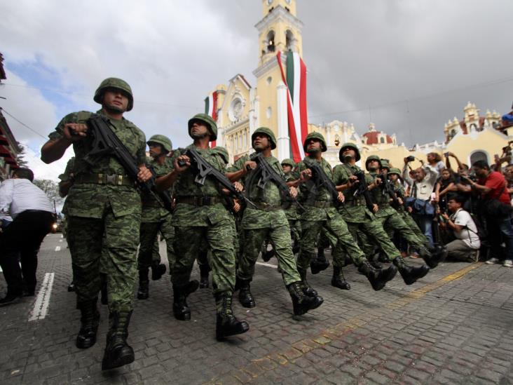 Por decreto, Fuerzas Armadas realizarán tareas de seguridad pública hasta 2024