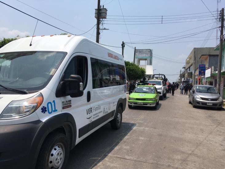 Advierten corralón contra moto taxis en Texistepec
