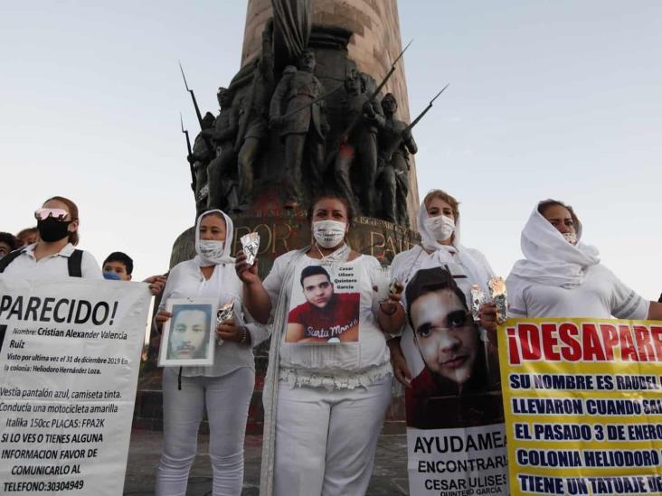 En México, un Día de las Madres rememorando a los desaparecidos