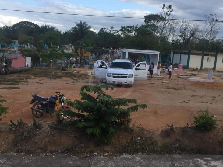 Sepultan a habitante de Hidalgotitlán bajo protocolos de Covid-19