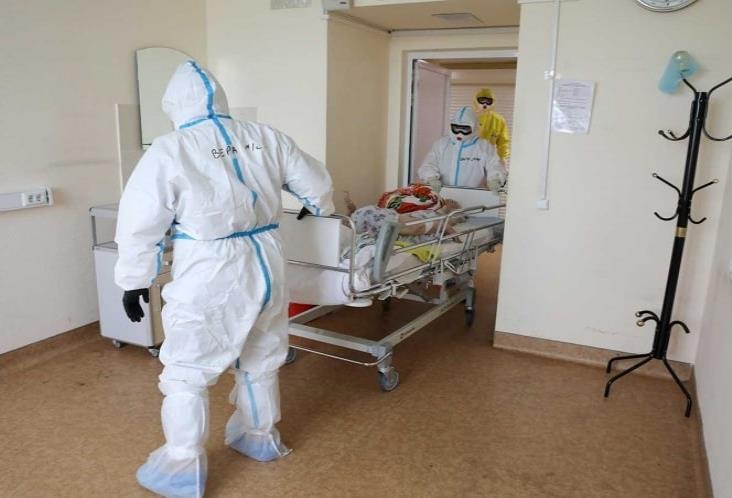 Rusia, segundo país con más casos de Covid-19 en el mundo