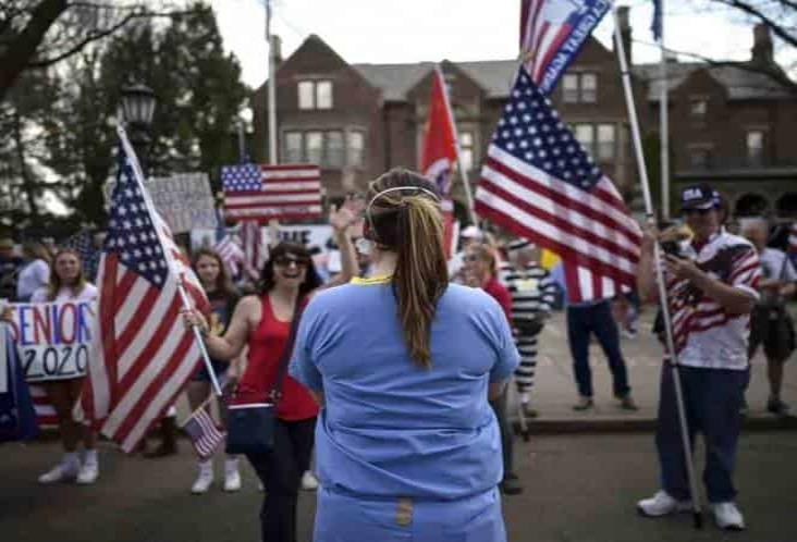 OMS celebra el Día de las Enfermeras en medio de pandemia