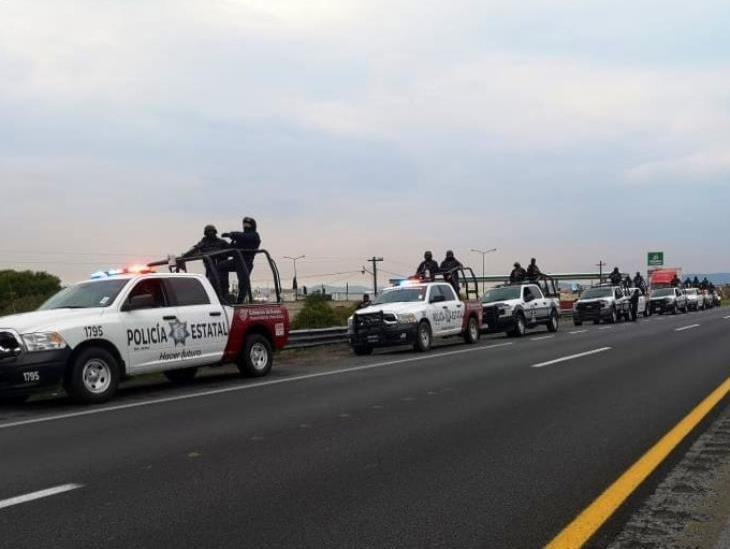 Se reforzará vigilancia conjunta en límites de Puebla y Veracruz: CGJ