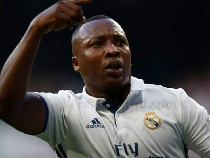 Exjugador del Real Madrid detenido en operación antidroga