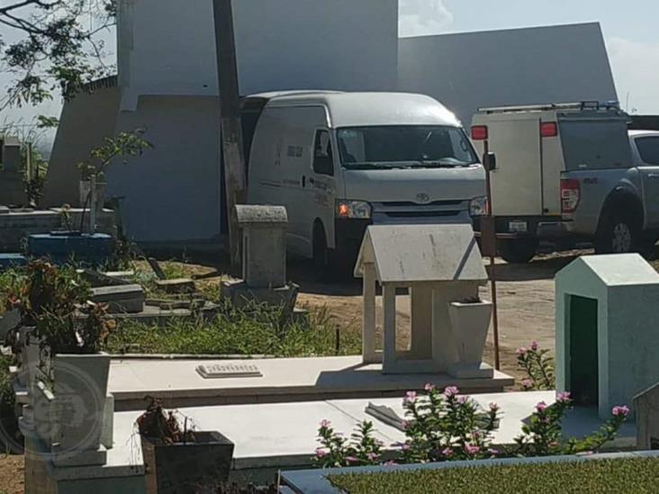 Por Covid-19, van 20 inhumaciones en Panteón Jardín de Coatzacoalcos