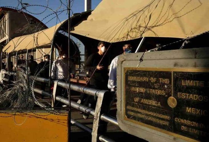 EU podría extender restricciones en frontera por México ante Covid-19