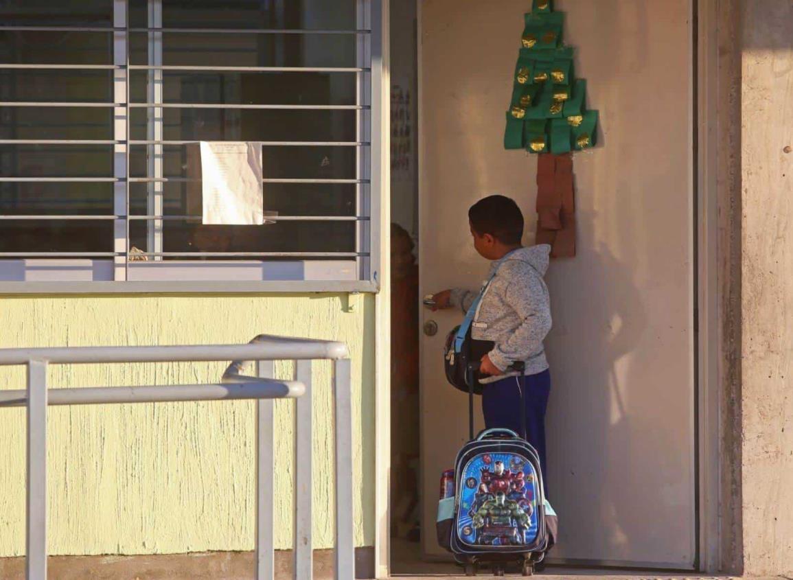 Habrá sanción a escuelas que abran antes de semáforo verde: SEP