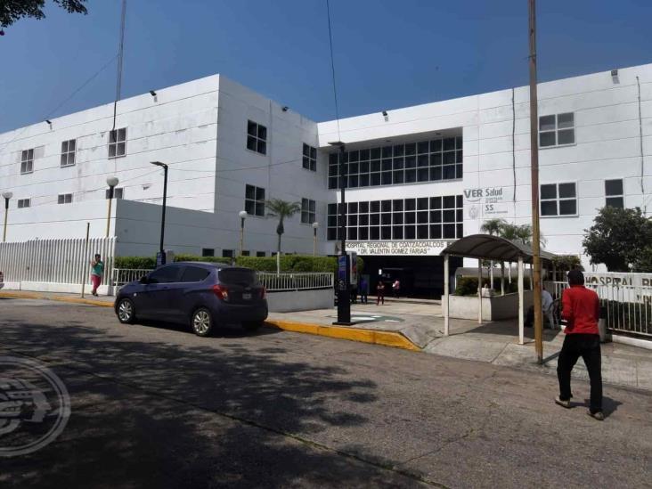 Niegan prueba de Covid-19 a enfermera del Hospital de Coatzacoalcos