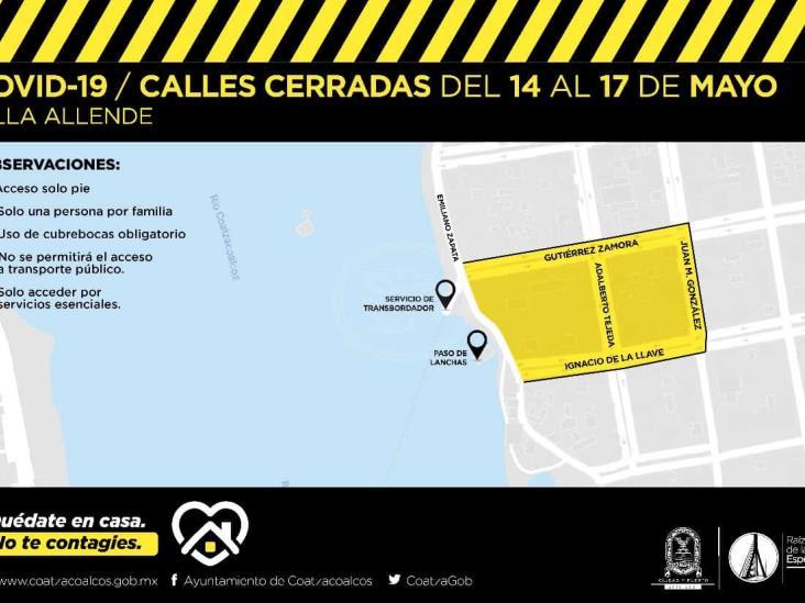 Aplican nuevas medidas de movilidad urbana en Coatzacoalcos
