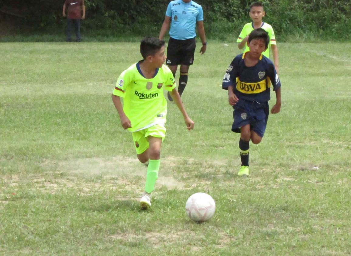Se prepara el Futbol Infantil  Independiente para sus finales